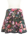 PATRIZIA PEPE(パトリッツィアペペ)の古着「ミニスカート」後ろ