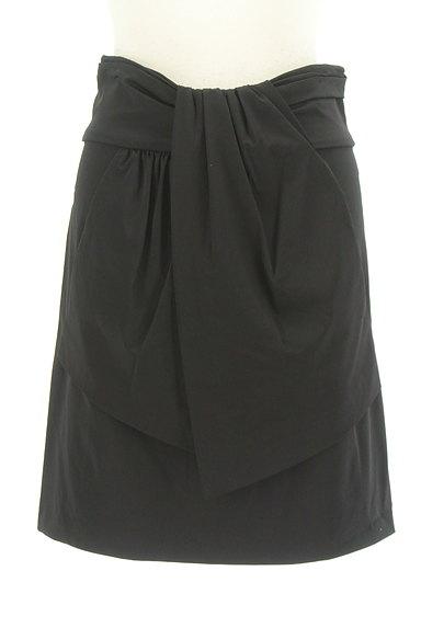 DIANE VON FURSTENBERG(ダイアンフォンファステンバーグ)の古着「ビックリボン風スカート(スカート)」大画像1へ