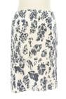 PF by PAOLA FRANI(ピーエッフェバイパオラフラーニ)の古着「スカート」後ろ