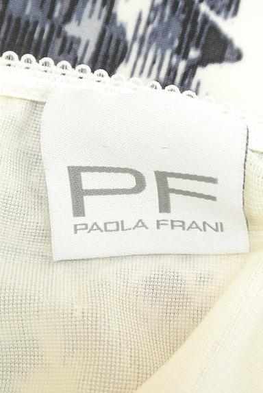 PF by PAOLA FRANI(ピーエッフェバイパオラフラーニ)の古着「総柄タイトスカート(スカート)」大画像6へ