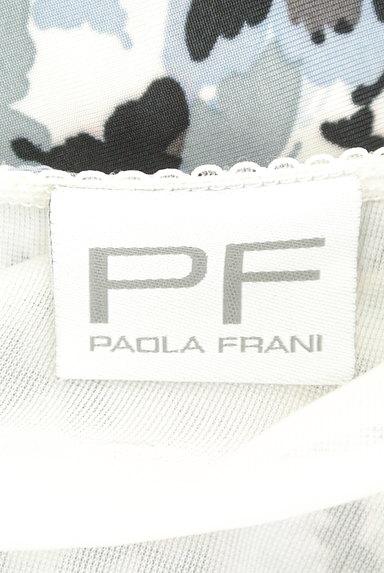 PF by PAOLA FRANI(ピーエッフェバイパオラフラーニ)の古着「グラデ蝶柄タイトスカート(スカート)」大画像6へ