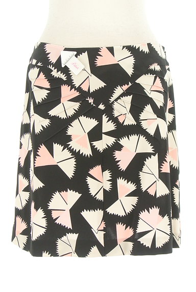 Marc by Marc Jacobs(マークバイマークジェイコブス)の古着「マルチ総柄ミニスカート(ミニスカート)」大画像4へ