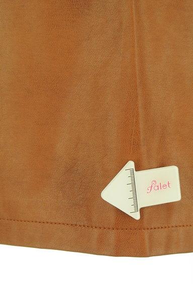 Laura Ashley(ローラアシュレイ)の古着「フェイクレザータイトスカート(スカート)」大画像5へ