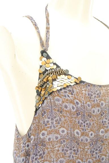 archi(アーキ)の古着「エスニックロングキャミソール(キャミソール・タンクトップ)」大画像4へ