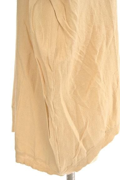 HARICOT ROUGE(ハリコットルージュ)の古着「サイドスリットニットトップス(ニット)」大画像5へ