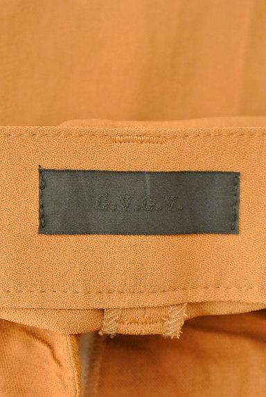 G.V.G.V.(ジーブイジーブイ)の古着「タックテーパードパンツ(パンツ)」大画像6へ
