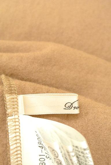 Droite lautreamont(ドロワットロートレアモン)の古着「モックネック膝丈ワンピース(ワンピース・チュニック)」大画像6へ