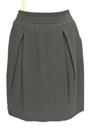 Droite lautreamont(ドロワットロートレアモン)の古着「タックセミタイトスカート(スカート)」大画像1へ