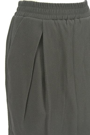 Droite lautreamont(ドロワットロートレアモン)の古着「タックセミタイトスカート(スカート)」大画像4へ