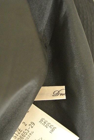 Droite lautreamont(ドロワットロートレアモン)の古着「タックセミタイトスカート(スカート)」大画像6へ