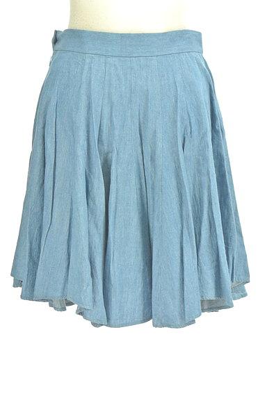 AMIW(アミウ)の古着「タックフレアスカート(スカート)」大画像2へ
