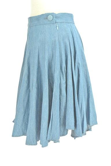AMIW(アミウ)の古着「タックフレアスカート(スカート)」大画像3へ