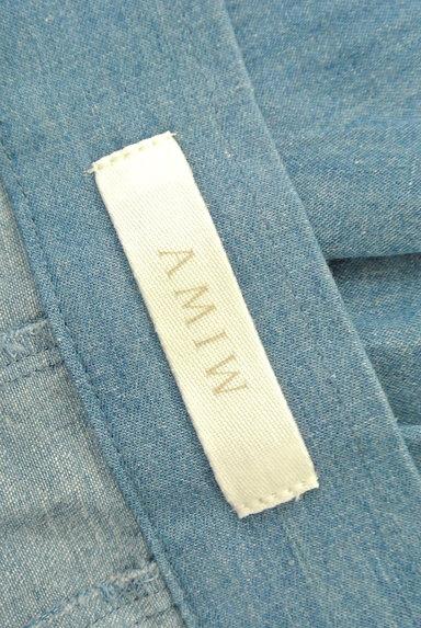 AMIW(アミウ)の古着「タックフレアスカート(スカート)」大画像6へ