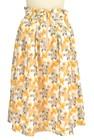 YECCA VECCA(イェッカヴェッカ)の古着「スカート」後ろ