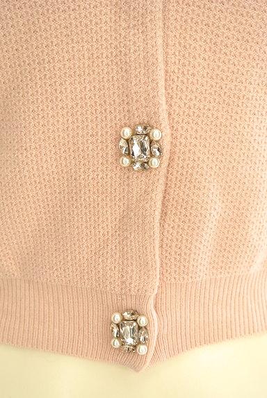 WILLSELECTION(ウィルセレクション)の古着「ファー襟カラーカーディガン(カーディガン・ボレロ)」大画像5へ