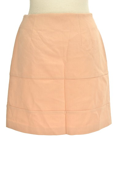 WILLSELECTION(ウィルセレクション)の古着「リボンデザイン台形ミニスカート(ミニスカート)」大画像2へ