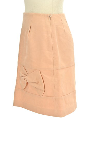 WILLSELECTION(ウィルセレクション)の古着「リボンデザイン台形ミニスカート(ミニスカート)」大画像3へ
