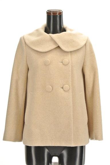 Bon mercerie(ボンメルスリー)の古着「丸襟ダブルボタンコート(コート)」大画像1へ