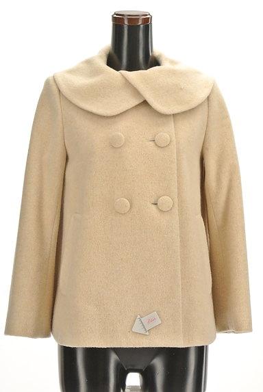 Bon mercerie(ボンメルスリー)の古着「丸襟ダブルボタンコート(コート)」大画像4へ