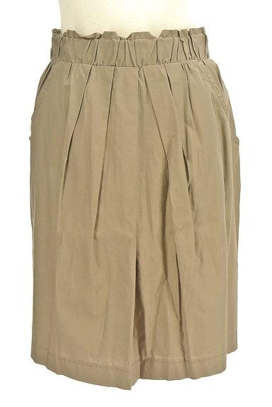 UNTITLED(アンタイトル)の古着「ハイウエストタックスカート(スカート)」大画像1へ