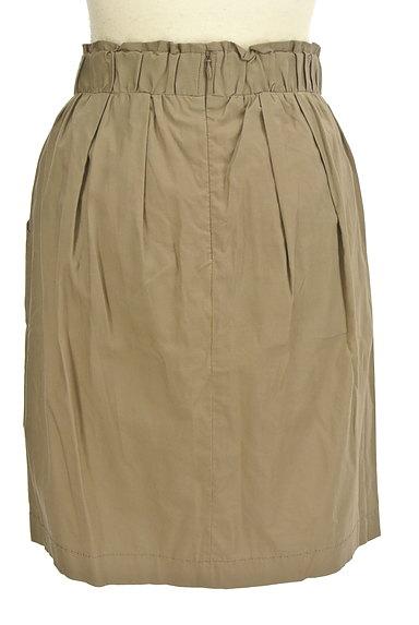 UNTITLED(アンタイトル)の古着「ハイウエストタックスカート(スカート)」大画像2へ