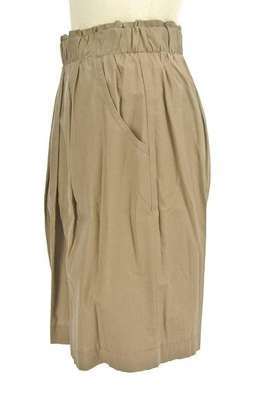 UNTITLED(アンタイトル)の古着「ハイウエストタックスカート(スカート)」大画像3へ
