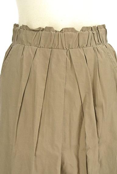 UNTITLED(アンタイトル)の古着「ハイウエストタックスカート(スカート)」大画像4へ