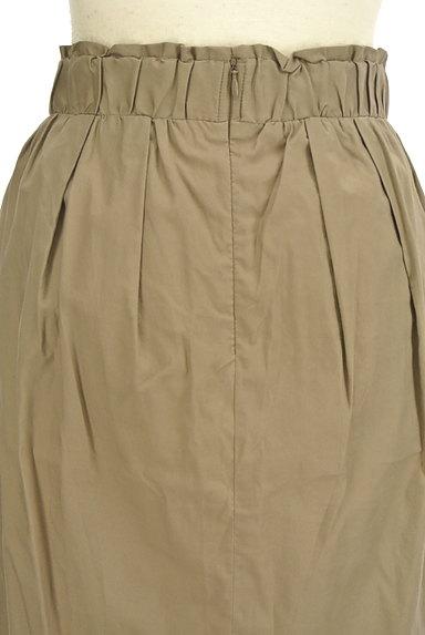 UNTITLED(アンタイトル)の古着「ハイウエストタックスカート(スカート)」大画像5へ
