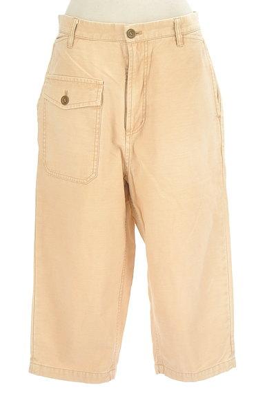Adam et Rope(アダムエロペ)の古着「ポケットデザインハーフパンツ(パンツ)」大画像1へ