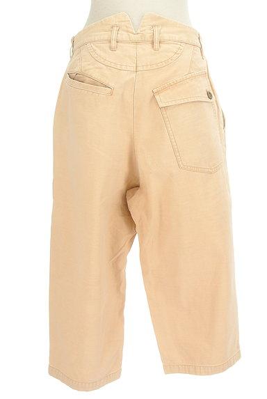 Adam et Rope(アダムエロペ)の古着「ポケットデザインハーフパンツ(パンツ)」大画像2へ
