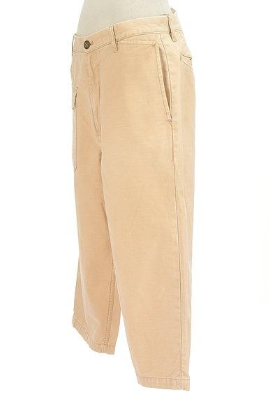 Adam et Rope(アダムエロペ)の古着「ポケットデザインハーフパンツ(パンツ)」大画像3へ