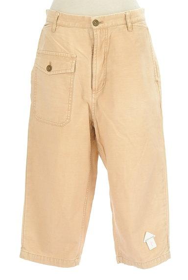 Adam et Rope(アダムエロペ)の古着「ポケットデザインハーフパンツ(パンツ)」大画像4へ