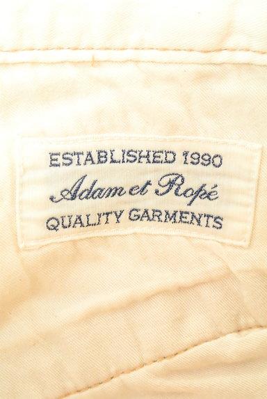 Adam et Rope(アダムエロペ)の古着「ポケットデザインハーフパンツ(パンツ)」大画像6へ