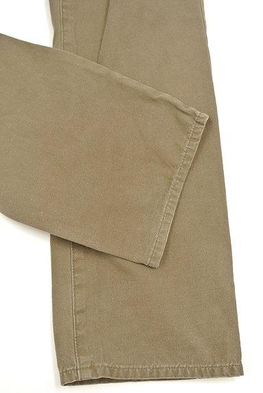 Adam et Rope(アダムエロペ)の古着「革ポケットストレートパンツ(パンツ)」大画像5へ