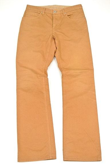 Adam et Rope(アダムエロペ)の古着「シンプルストレートパンツ(パンツ)」大画像1へ