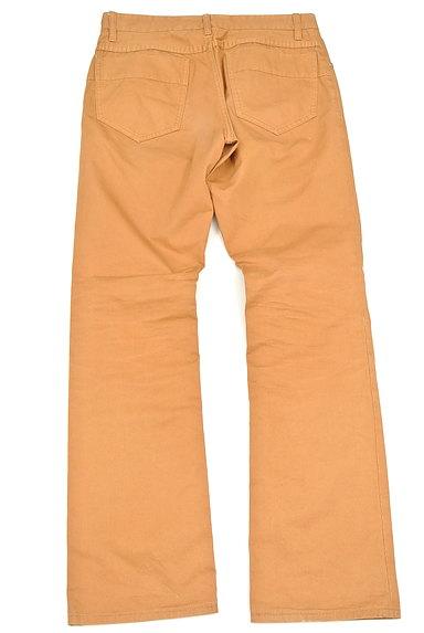 Adam et Rope(アダムエロペ)の古着「シンプルストレートパンツ(パンツ)」大画像2へ