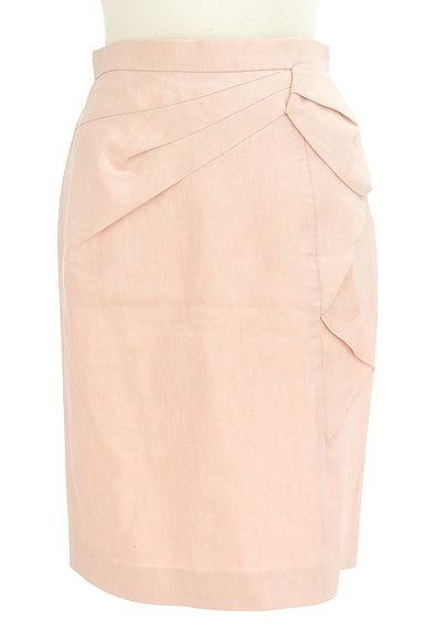JUSGLITTY(ジャスグリッティー)の古着「サイドフリルタイトミニスカート(ミニスカート)」大画像1へ