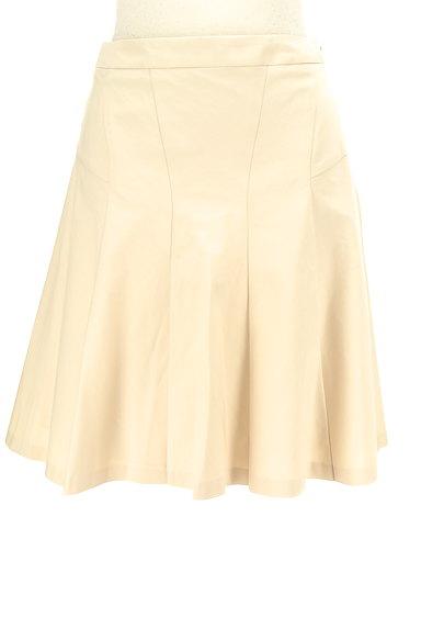 UNTITLED(アンタイトル)の古着「シンプルフレアスカート(スカート)」大画像1へ