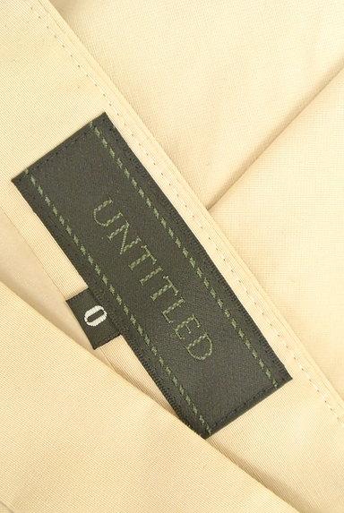 UNTITLED(アンタイトル)の古着「シンプルフレアスカート(スカート)」大画像6へ