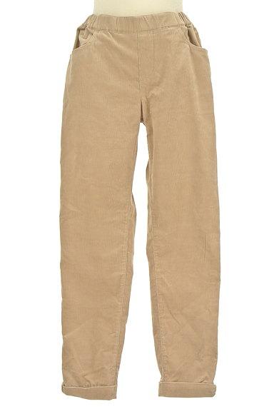 Couture Brooch(クチュールブローチ)の古着「コーデュロイテーパードパンツ(パンツ)」大画像1へ