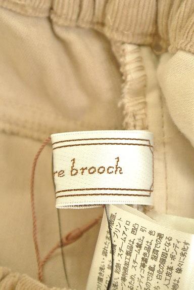 Couture Brooch(クチュールブローチ)の古着「コーデュロイテーパードパンツ(パンツ)」大画像6へ