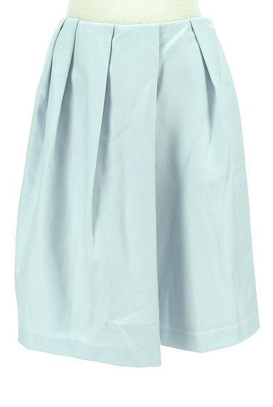 TOMORROWLAND(トゥモローランド)の古着「パステルタックフレアスカート(スカート)」大画像1へ