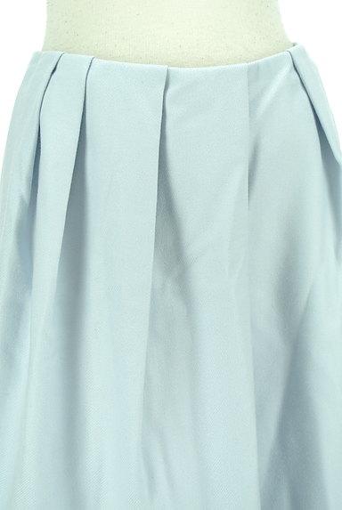 TOMORROWLAND(トゥモローランド)の古着「パステルタックフレアスカート(スカート)」大画像4へ