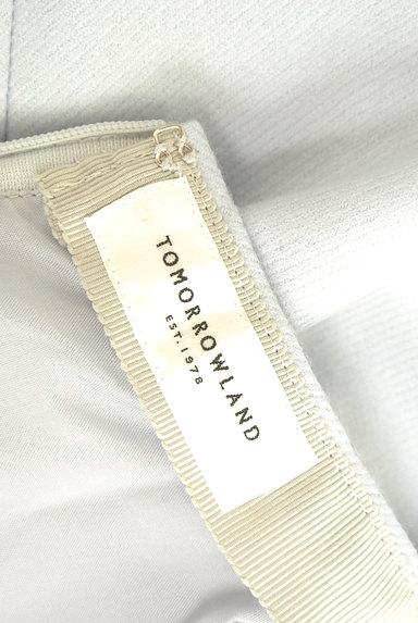 TOMORROWLAND(トゥモローランド)の古着「パステルタックフレアスカート(スカート)」大画像6へ