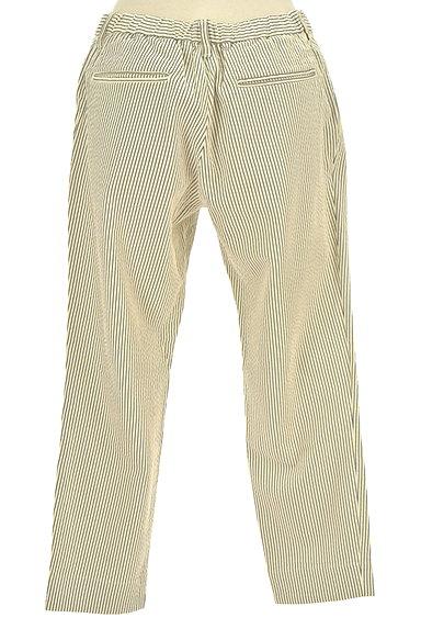 FLORENT(フローレント)の古着「ストライプ柄テーパードパンツ(パンツ)」大画像2へ