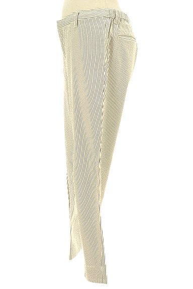 FLORENT(フローレント)の古着「ストライプ柄テーパードパンツ(パンツ)」大画像3へ