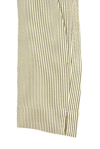 FLORENT(フローレント)の古着「ストライプ柄テーパードパンツ(パンツ)」大画像5へ