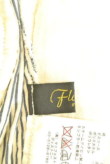 FLORENT(フローレント)の古着「ストライプ柄テーパードパンツ(パンツ)」大画像6へ