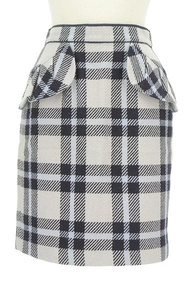 Rirandture(リランドチュール)の古着「チェック柄ウールスカート(スカート)」大画像1へ