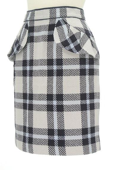 Rirandture(リランドチュール)の古着「チェック柄ウールスカート(スカート)」大画像3へ